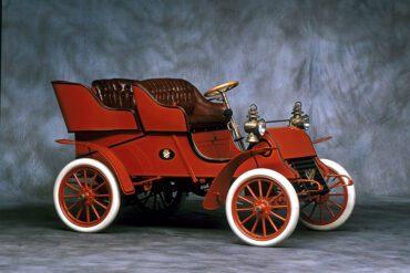 1902→1904 Cadillac Model A