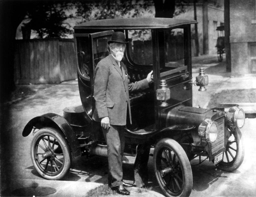 1905 Cadillac Osceola Coupe