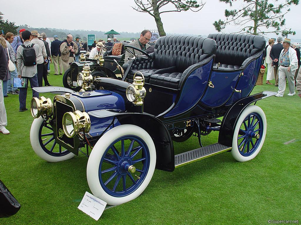1908 Cadillac Model T