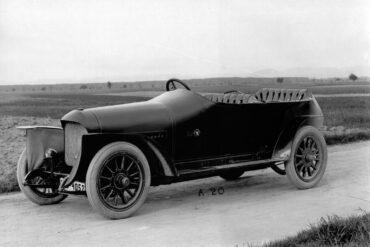 1910 Benz 80HP 'Prinz-Heinrich'