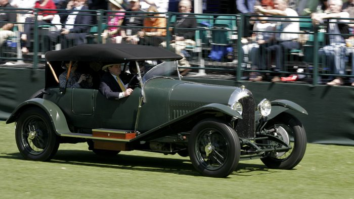 1921→1929 Bentley 3 Litre
