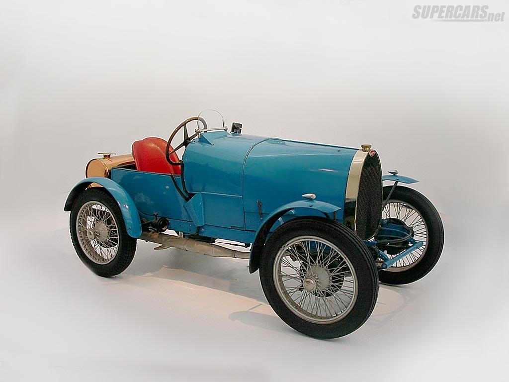 1921 Bugatti Type 13 Supercars Net