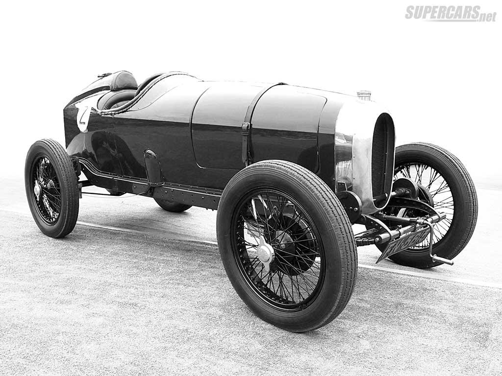 1922 Bugatti Type 29/30 Indianapolis