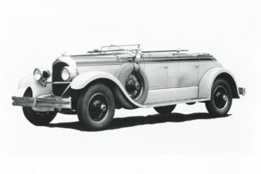 1926→1927 Chrysler Imperial 80