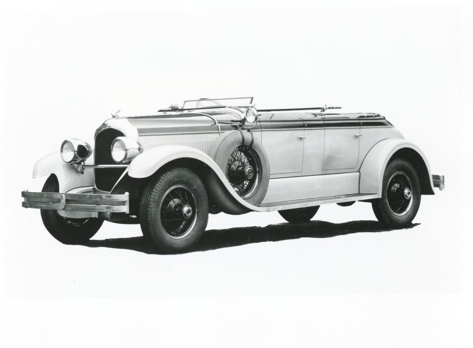 1926→1927 Chrysler Imperial 80