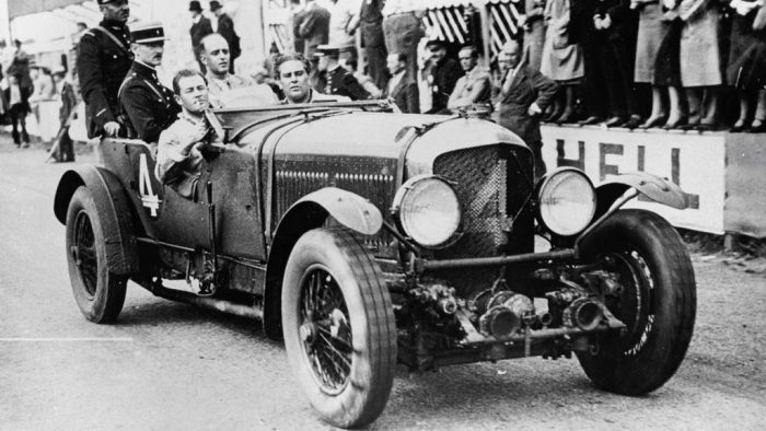1929→1930 Bentley Speed 6 Works Racing Car