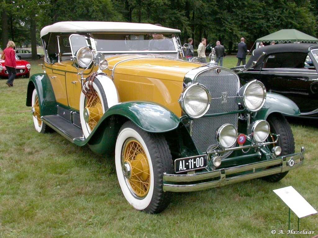 1928 Cadillac Series 341-A | Cadillac | SuperCars.net