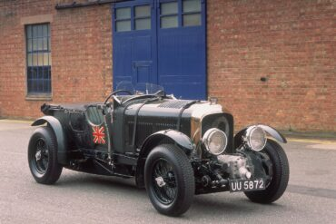 1929→1931 Bentley 4½ Litre Blower
