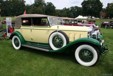 1931 Cadillac Series 370-A V12