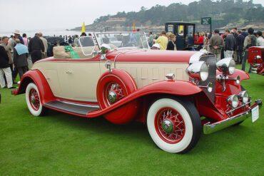 1932 Cadillac Series 355-B