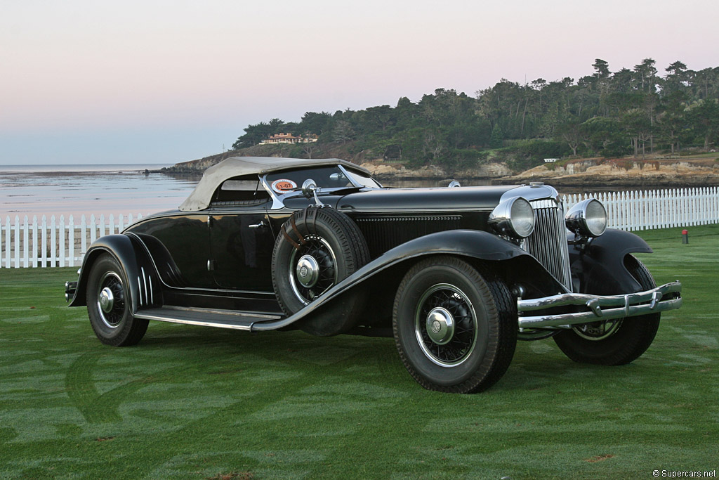 1932 Chrysler Imperial Custom Eight