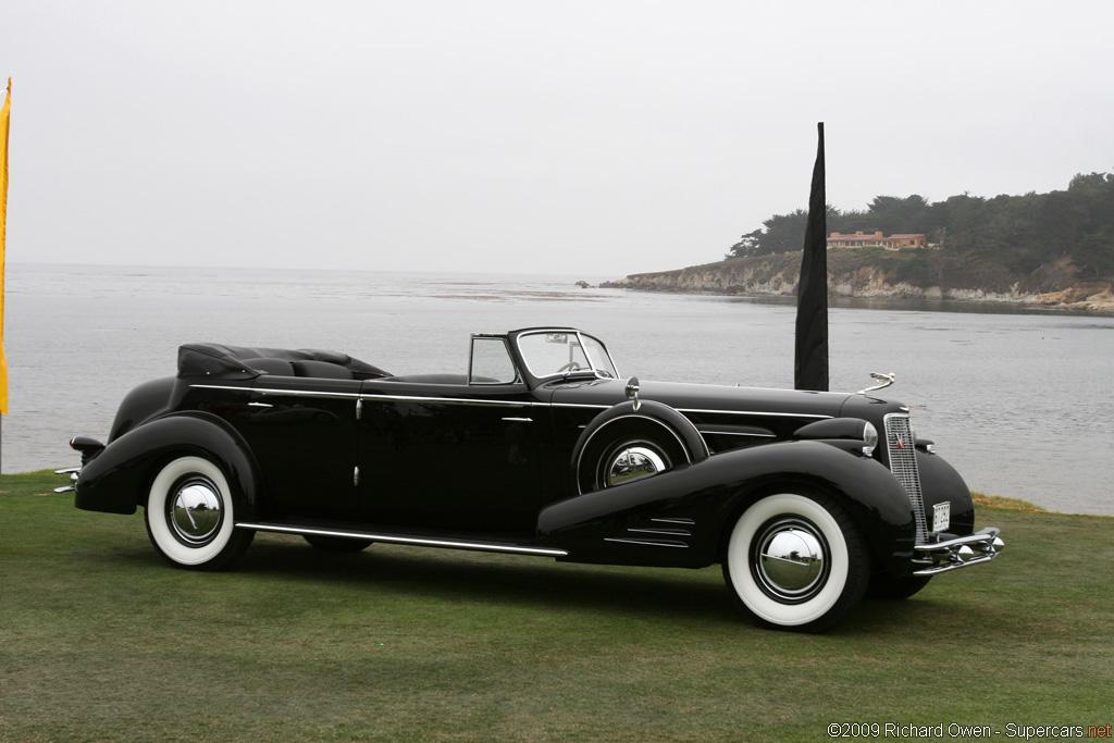 1934 Cadillac Series 452-D/60 V16