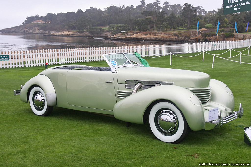 1935 Cord 810 Supercars Net