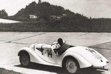 1936 BMW 328 Prototype