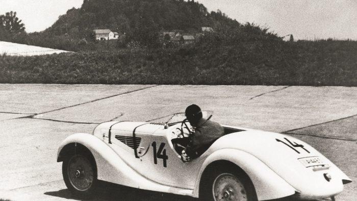 1936 BMW 328 Prototype