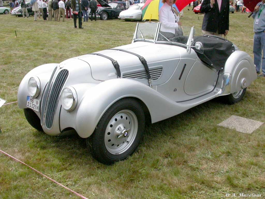 1936 BMW 328 Roadster