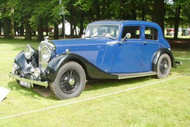 1936→1939 Bentley 4¼ Litre