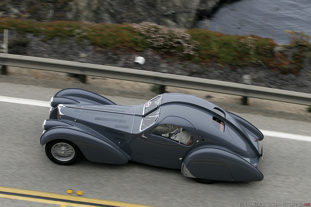 1936 Bugatti Type 57sc Atlantic Information Supercars Net