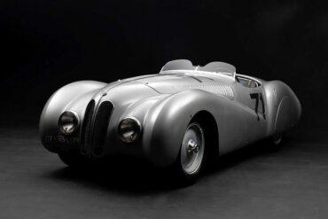 1937 BMW 328 Mille Miglia 'Büegelfalte'