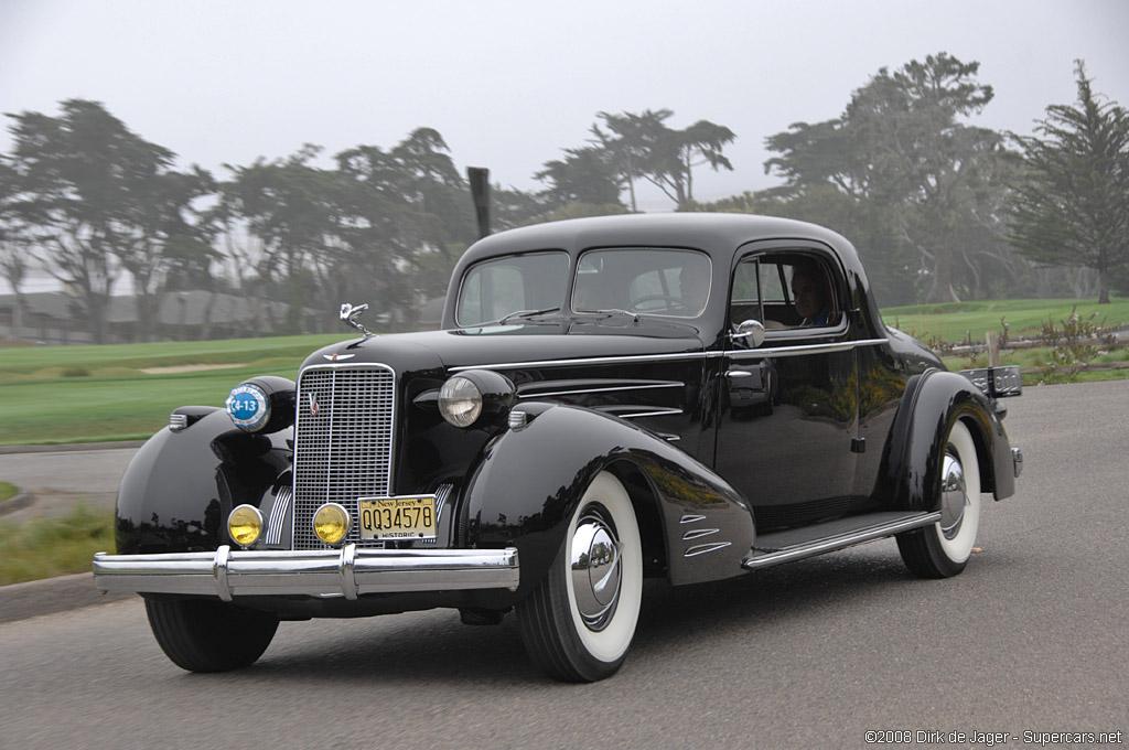 1937 Cadillac Series 37 90 V16 Supercars Net