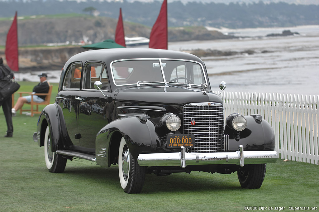1938�1940 cadillac series 90 v16 cadillac supercarsnet