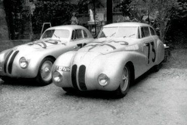 1940 BMW 328 Mille Miglia Kamm Coupé