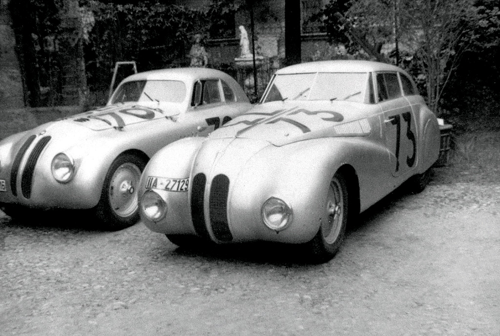 1940 Bmw 328 Mille Miglia Kamm Coup 233 Bmw Supercars Net