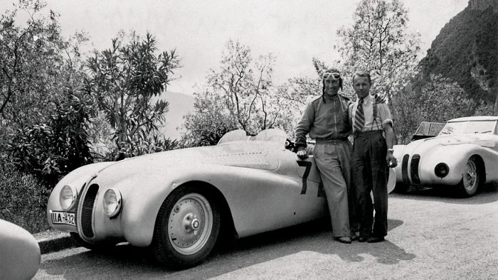 1940 BMW 328 Mille Miglia Roadster