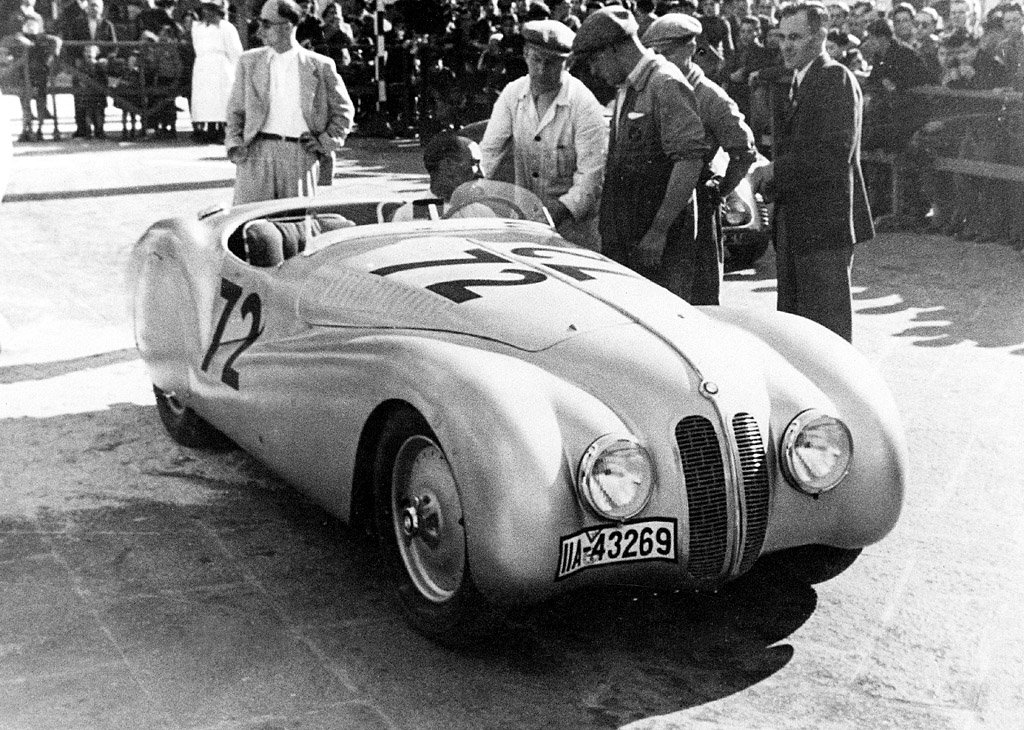 1940 BMW 328 Mille Miglia Roadster