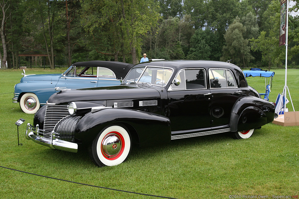 1940 Cadillac Sixty Special Cadillac Supercars Net