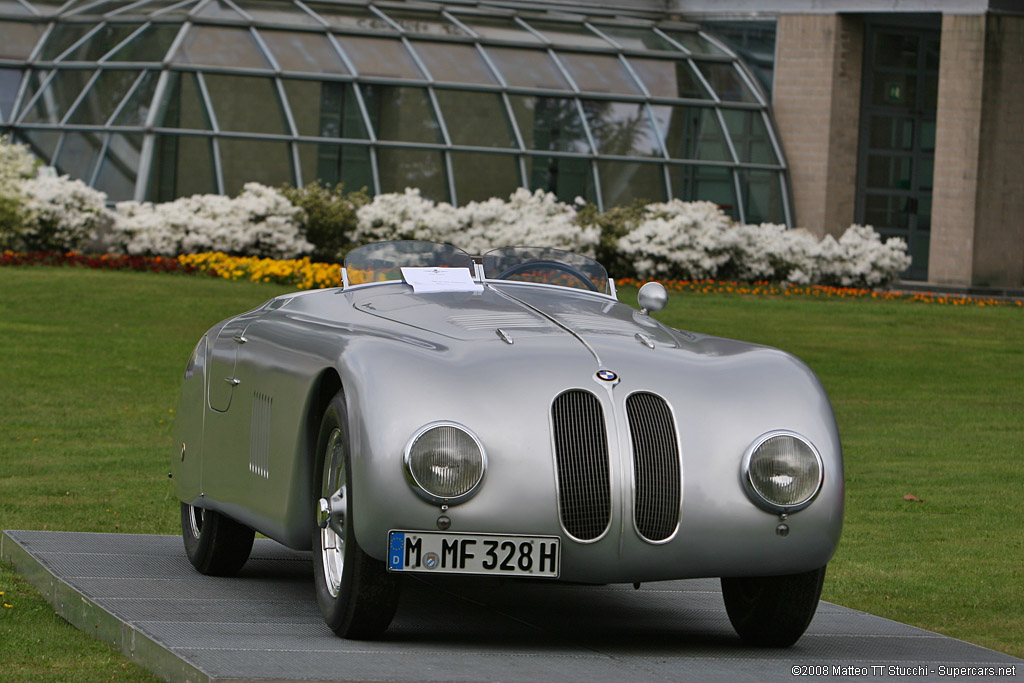 1941 BMW 328 Berlin-Rome Roadster