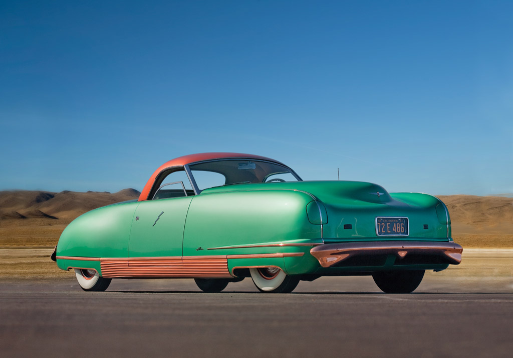 1941 Chrysler Thunderbolt Chrysler Supercars Net