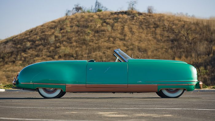 1941 Chrysler Thunderbolt