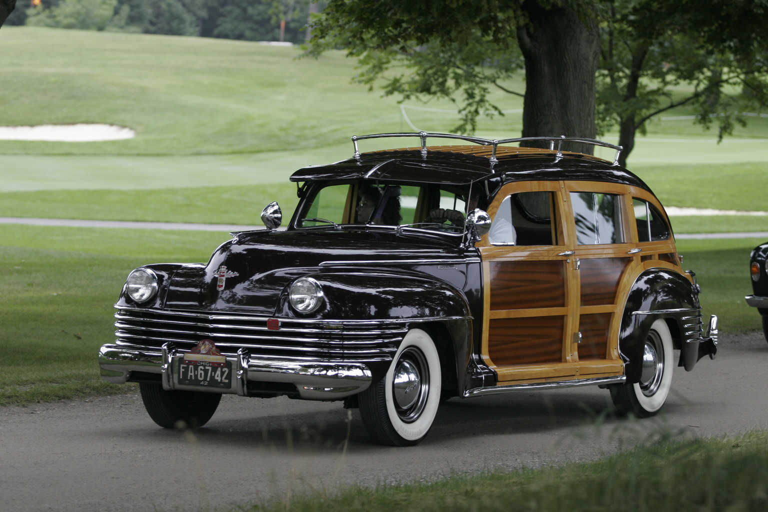 1942 Chrysler Town & Country 'Barrelback' Wagon