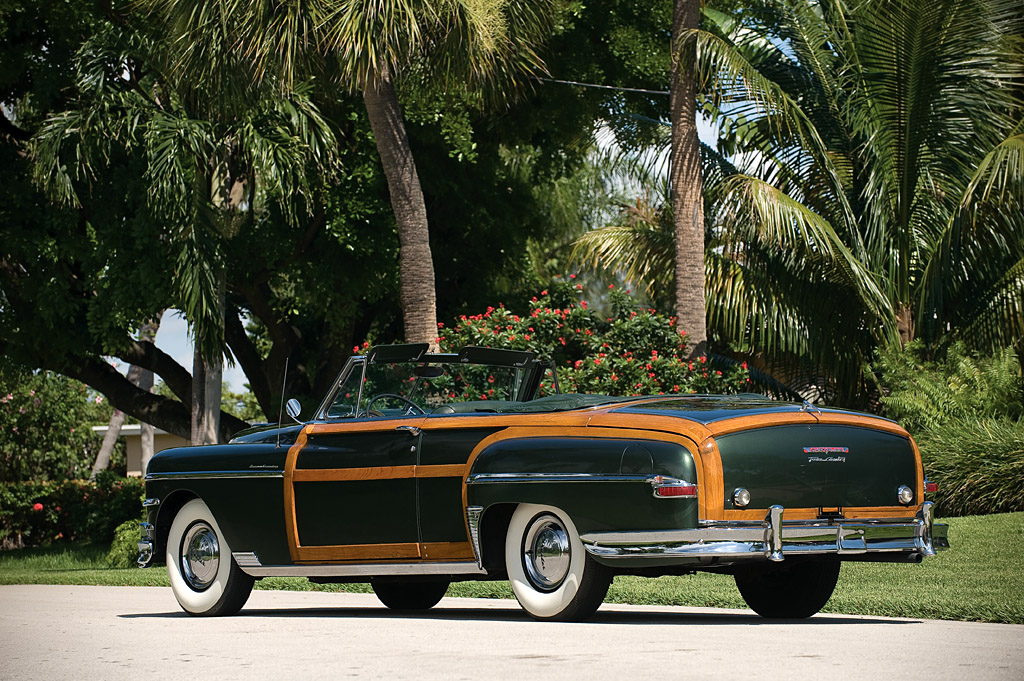 1949→1950 Chrysler Town & Country
