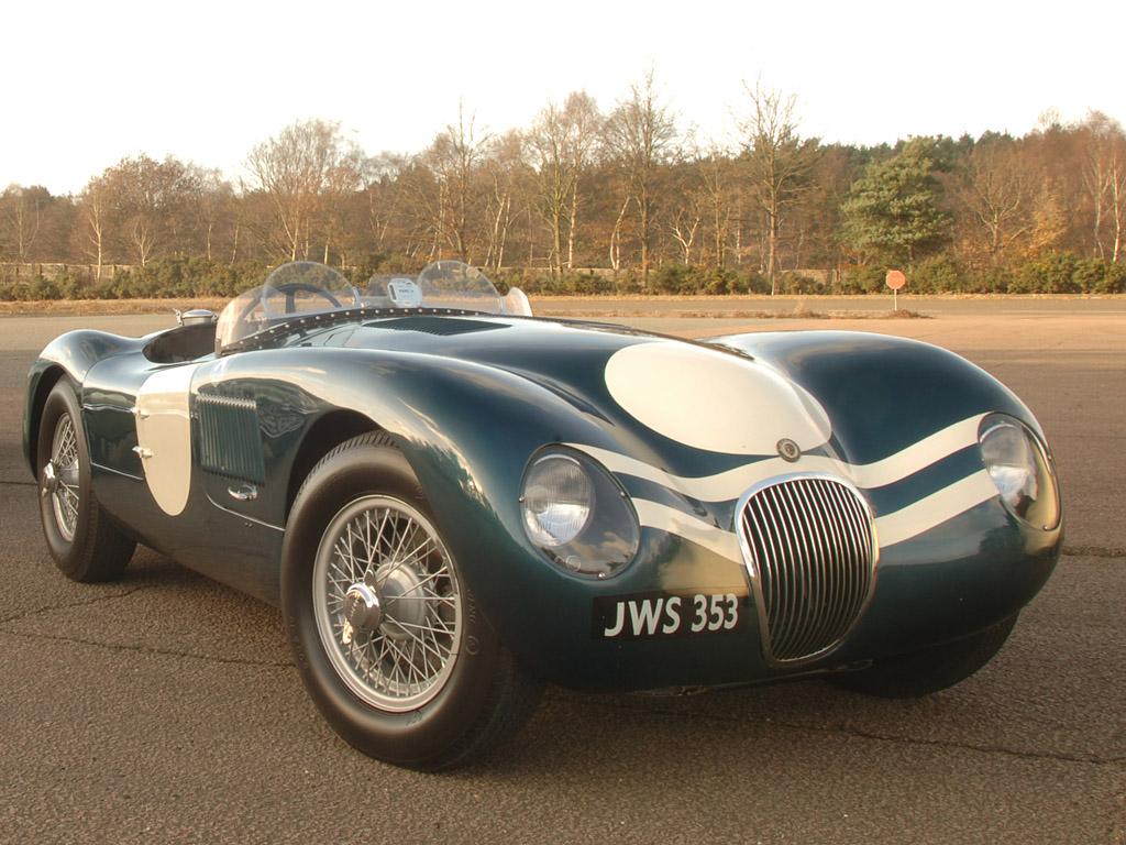 Jaguar XK120C C-Type