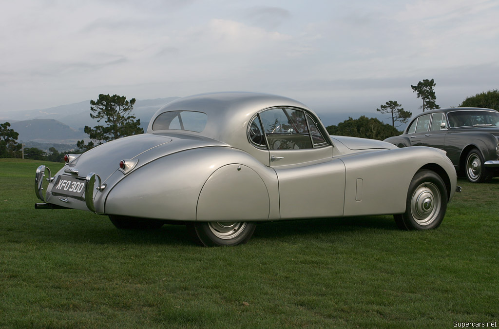 Jaguar XK120 Fixed Head Coupé