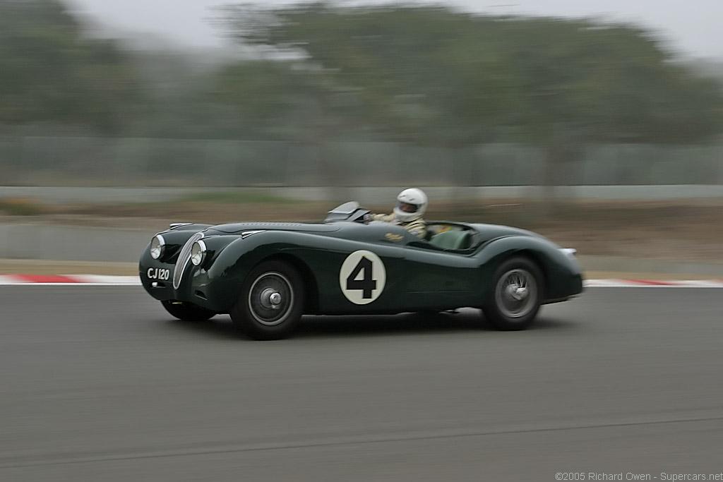 1951 Jaguar XK120 LT2 Silverstone