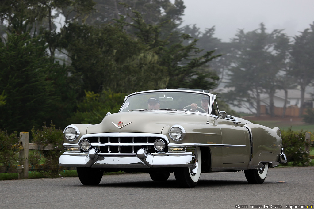 1952 Cadillac Roadster