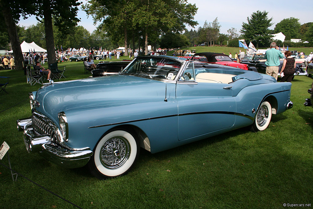 Shortened Cars >> 1953 Buick Skylark 76X | Buick | SuperCars.net