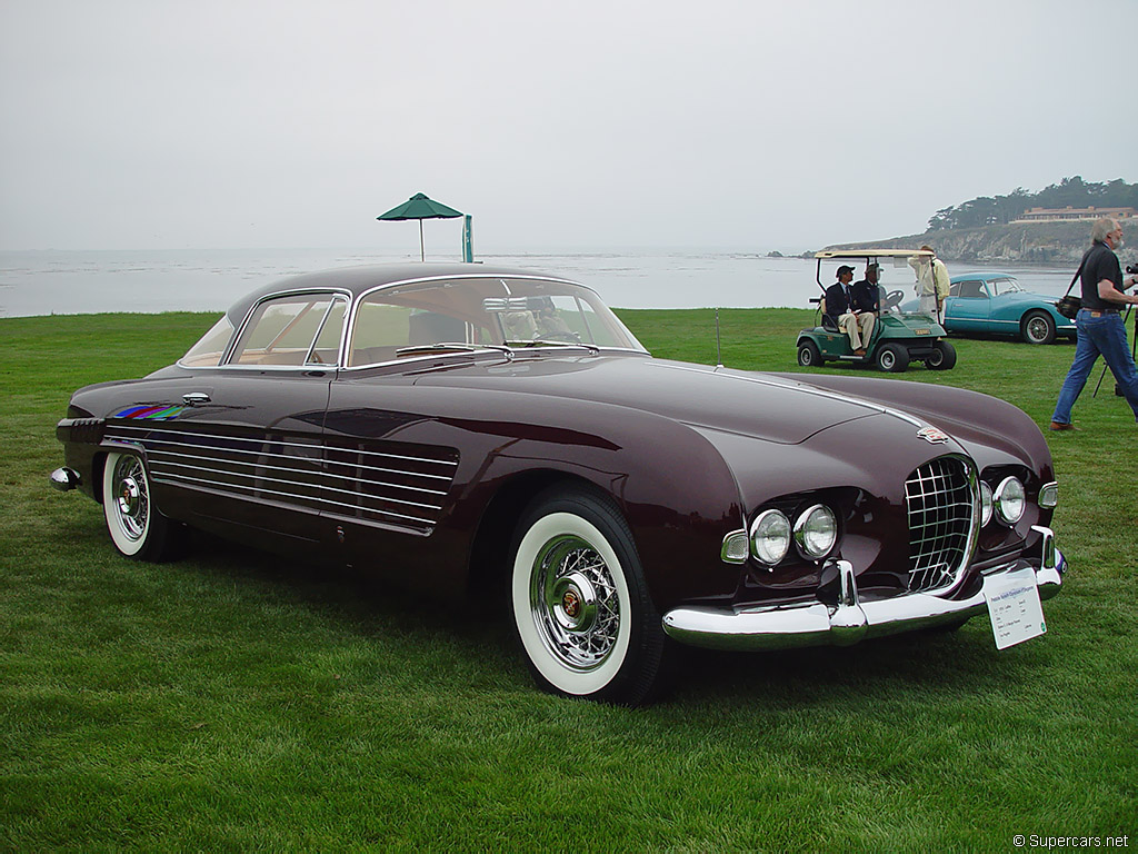 1953 Cadillac Series 62 Ghia Coupe Cadillac Supercars Net