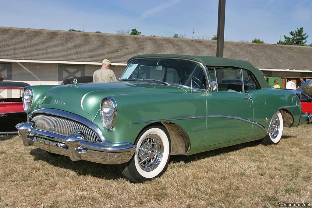 1954 Buick Skylark Buick Supercars Net