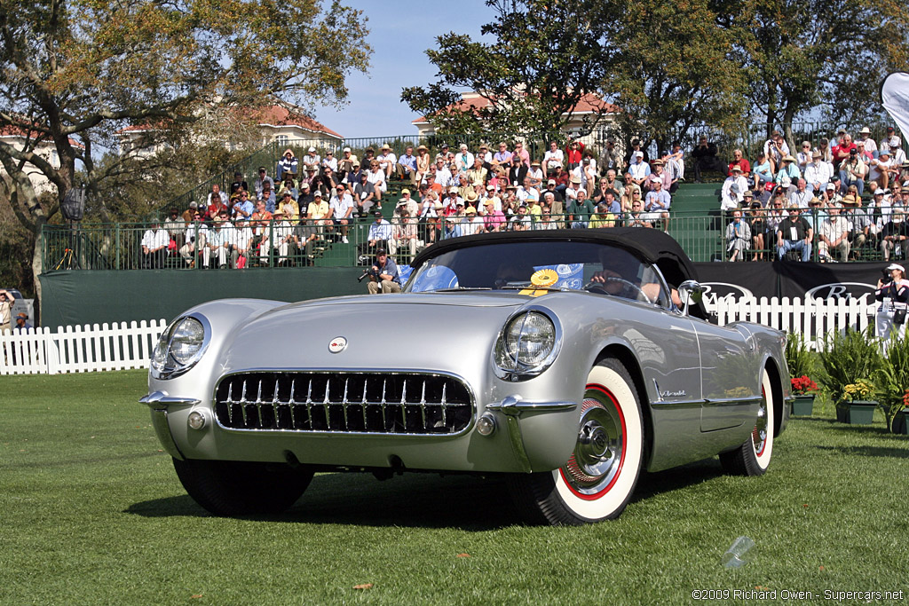 1954 Chevrolet Corvette GM Styling Concept