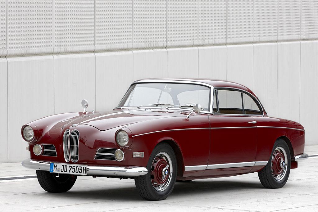 1956→1959 BMW 503 Coupé