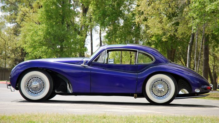 1955 Jaguar XK140 'Royale'