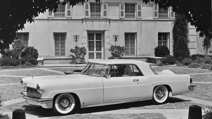 1956→1957 Continental Mark II