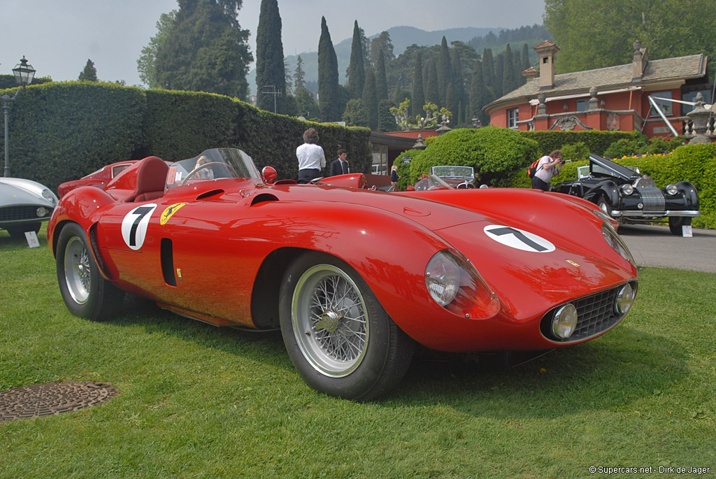 Which Cars do you want? - Page 33 1956_Ferrari_121LM2