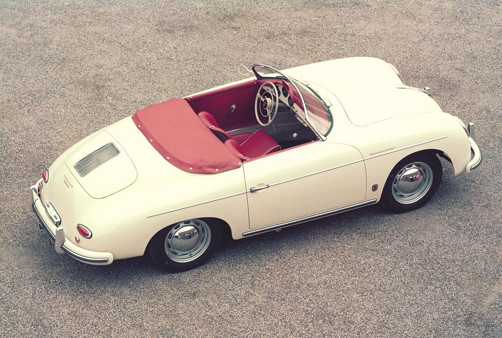Porsche 356A/1600 Speedster