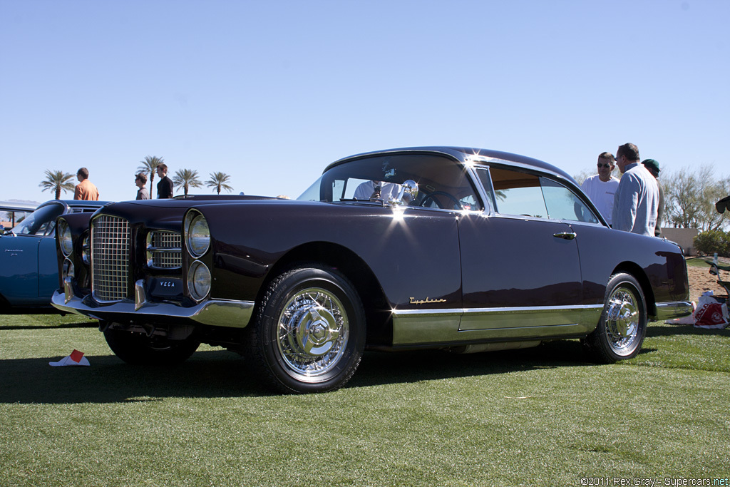 1957→1958 Facel Vega FV4 Typhoon