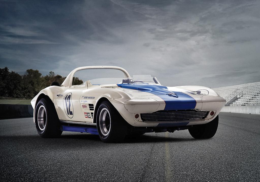 1962 1964 Chevrolet Corvette Grand Sport Chevrolet